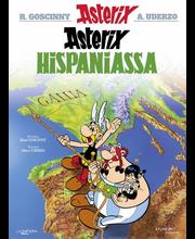 Asterix -sarjakuva-albumi kirja