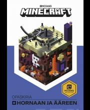Minecraft Opaskirja Hornaan ja Ääreen