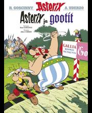 Asterix -sarjakuva-alb...