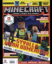 Minecraft virallinen julkaisu