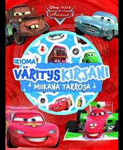 Disney-Pixar Autot: Ikioma värityskirjani