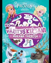 Disney Frozen Ikioma värityskirjani
