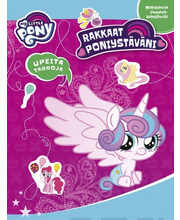 My Little Pony Rakkaat poniystäväni -puuhakirja