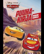 Disney Autot puuhakirja