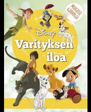 Disney Klassikot Värityksen iloa