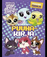 Littlest PetShop puuhakirja