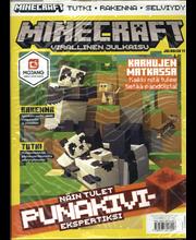 Minecraft Virallinen Julkaisu kirja