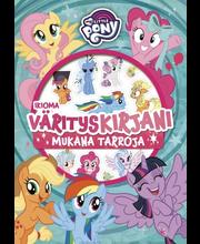 My Little Pony Ikioma värityskirjani