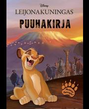 Disney klassikko Leijonakuningas puuhakirja