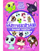 Littlest Pet Shop Ikioma värityskirjani