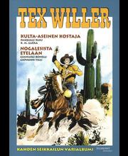 Tex Willer Suuralbumi kirja