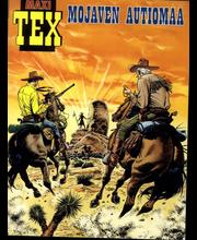 Tex Willer Maxi-Tex kirja