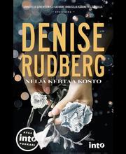 Rudberg, Denise: Neljä kertaa kosto Kirja