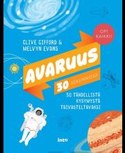 Gifford Clive, Avaruus 30 sekunnissa – 30 tähdellistä kysymystä taivasteltavaksi