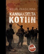 Paasilinna, Mauri: Kannakselta kotiin pokkari