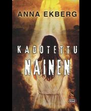 Ekberg, Anna: Kadotettu nainen pokkari