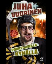 Vuorinen, Juha: Poikittaisella kynällä kirja
