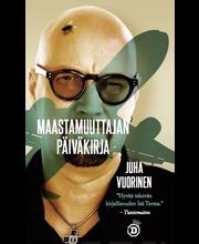 Vuorinen, Juha: Maastamuuttajan päiväkirja, Kirja
