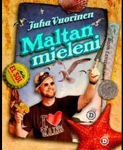 Vuorinen, Juha: Maltan mieleni, Kirja