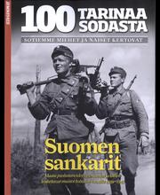 100 Tarinaa Sodasta kirja