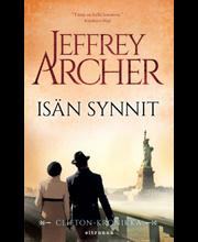 Archer, Jeffrey: Isän synnit pokkari
