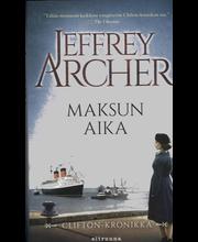 Sitruuna Jeffrey Archer: Maksun aika