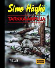 Sotasankari Simo Häyhä Tarkka-ampuja Kirja