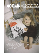 Moomin X Novita Pikku Myyn Parhaat kirja
