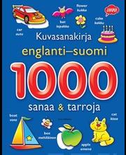 Kuvasanakirja englanti-suomi
