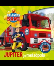 Buster Sonja Lahdenranta (suom.): Palomies Sami - Jupiter ja metsäpalo