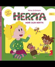 Minä olen Hertta -lastenkirja