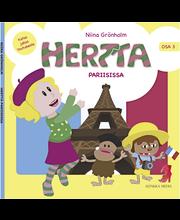 Hertta Pariisissa -lastenkirja