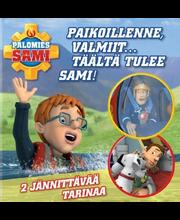 Palomies Sami: Paikoillenne, valmiit …
