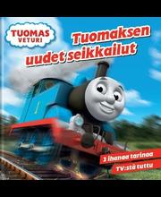 Tuomas Veturi:Tuomaksen uudet seikkailut