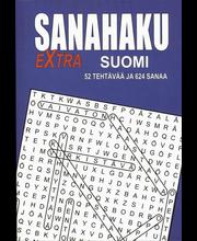 Sanahaku Suomi kirja