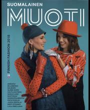 Suomalainen Muoti 2018 kirja