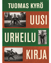 Kyrö, Tuomas: Uusi urheilukirja, Kirja