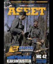 Suomen Sotilaan Aseet kirja