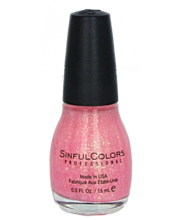Sinful Colors 15ml kynsilakka Pinky Glitter 830