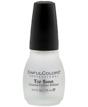 Sinful Colors 15ml kynsilakka Top Shine 903