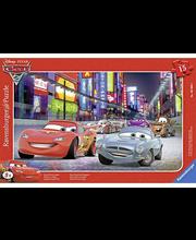 Ravensburger Cars 2 palapeli, 15 palaa