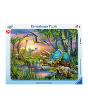 Ravensburger Dinosaurs at Dawn palapeli, 45 palaa