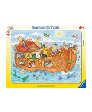 Ravensburger The Great Noahs Ark palapeli, 48 palaa