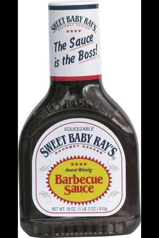 Sweet Baby Ray's 510g original BBQ-kastike