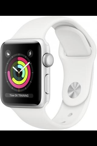Apple Watch Series 3 älykello hopea
