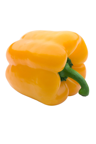 Rainbow paprika oranssi pakattu