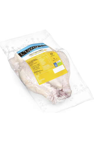 Pakaste L'Uomu Nokka n.1,5kg kok. Luomubroileri