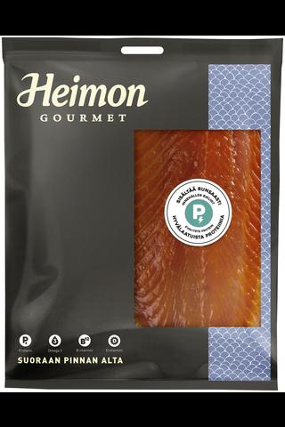 Heimon Gourmet n300g kylmäsavukirjolohifilepala, ruodoton