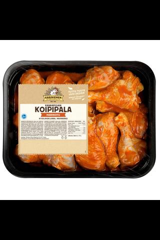 Kariniemen Kananpojan koipipala marinoitu n.1,5 kg