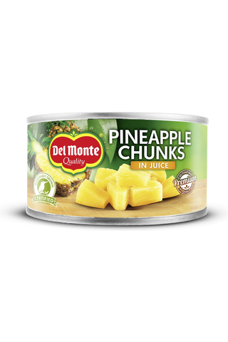 Del Monte 230g ananaspaloja mehussa